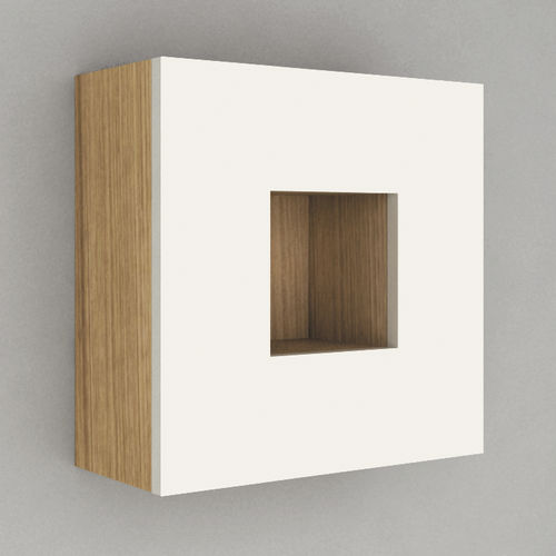 wall-mounted storage cabinet