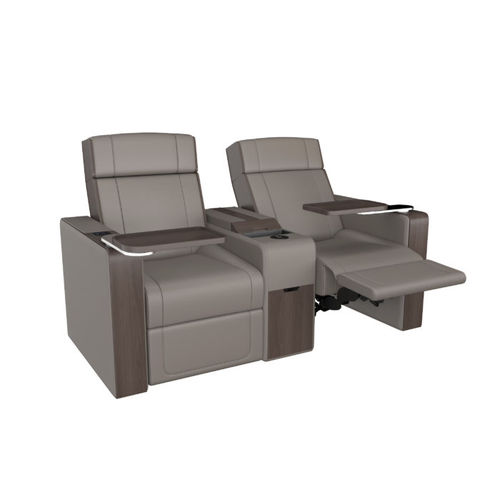 leather cinema seating