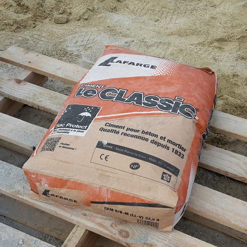 Portland blend cement