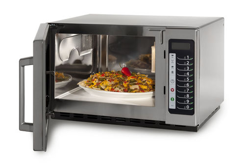 commercial oven / electric / microwave