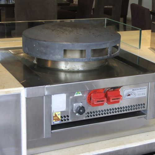 gas hot plate / commercial