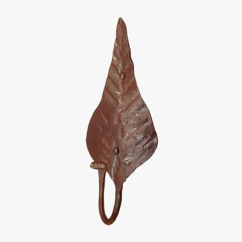 traditional coat hook / wrought iron