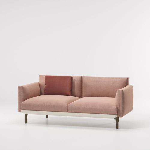 modular sofa / contemporary / garden / fabric