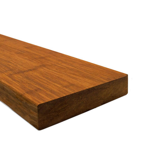 construction panel / bamboo / for flooring / high-density