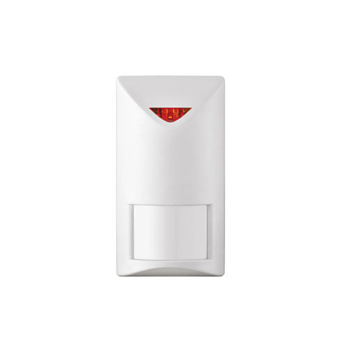intrusion detector / wall-mounted / infrared / microwave