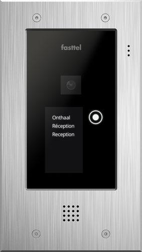 IP video door intercom