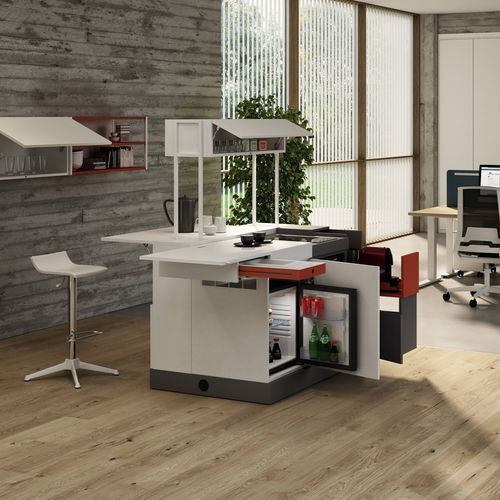 office kitchen island
