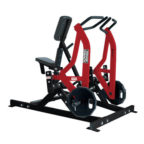 Rowing machine - HAMMER STRENGTH PLATE - LOADED ISO-LATERAL