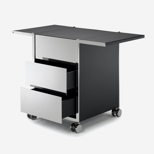 stainless steel office unit