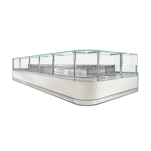 refrigerated display counter - CRIOCABIN S.p.A.