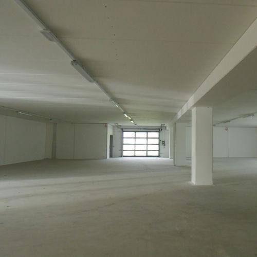 concrete deck slab / for ceilings