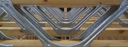 wooden girder