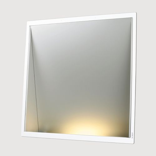 recessed ceiling light fixture / recessed wall / LED / compact fluorescent