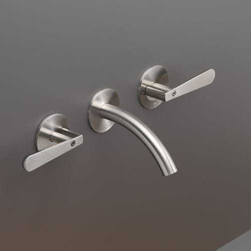 3-hole double-handle mixer tap - CEADESIGN