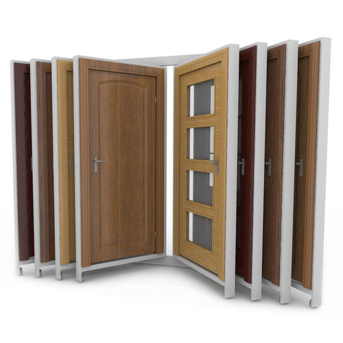 door display rack