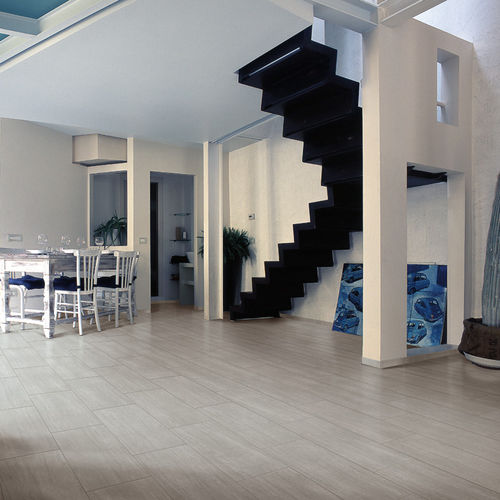 indoor tile / for floors / porcelain stoneware / patterned