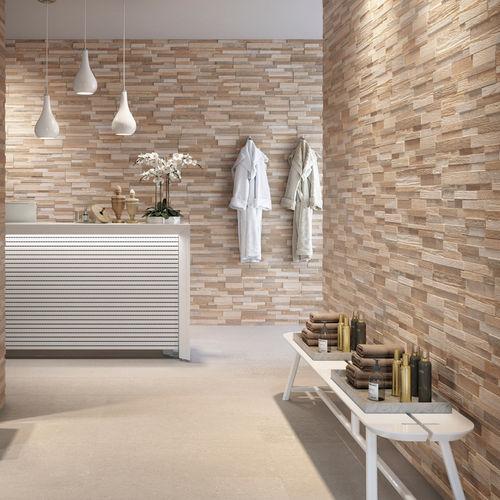 indoor tile / outdoor / wall / porcelain stoneware