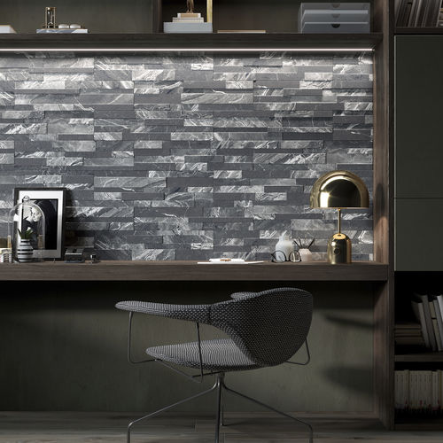 porcelain stoneware tile / indoor / outdoor / wall