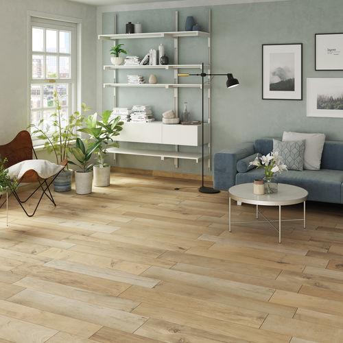 indoor tile / floor / porcelain stoneware / nature pattern