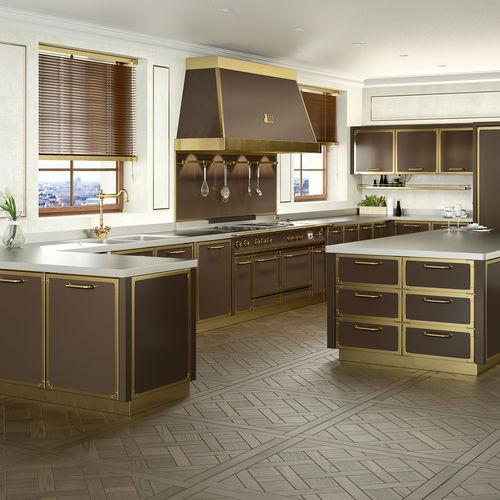contemporary kitchen - DeManincor