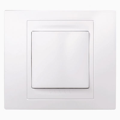 blind switch / light / for ventilation / key lock