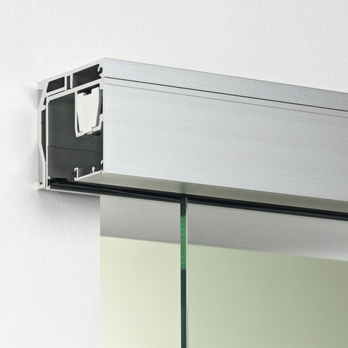 sliding glass door pocket system