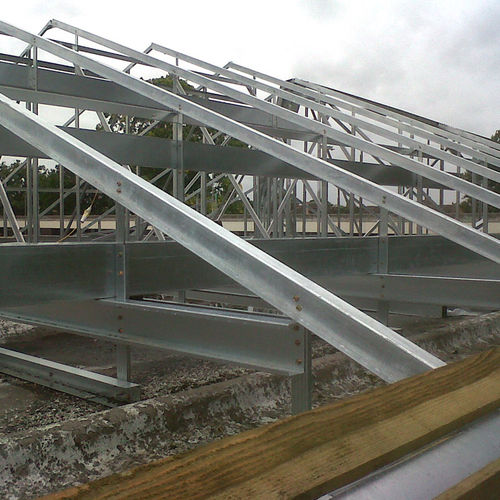 roof metal truss