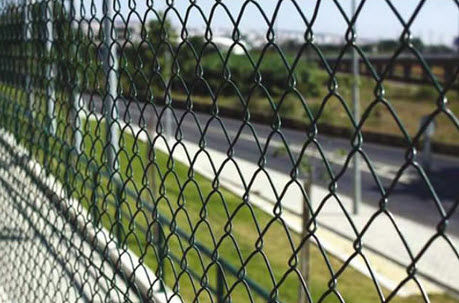 industrial fence / wire mesh / metal