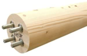 wooden structure connector