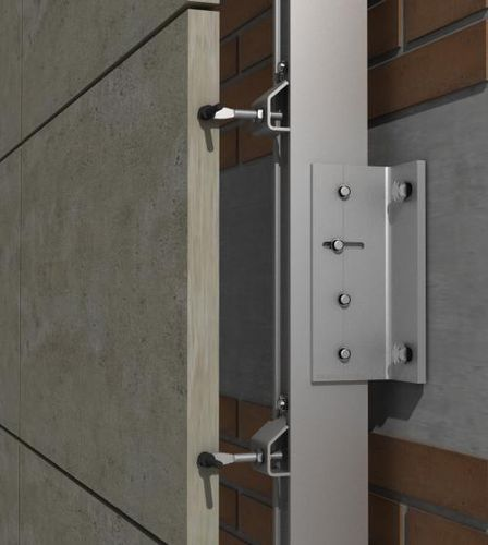 stainless steel anchoring system - SISTEMA MASA SL