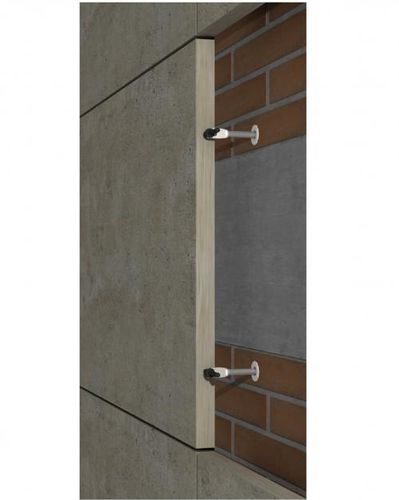 stainless steel fastening system - SISTEMA MASA SL