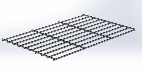 wire roof mesh