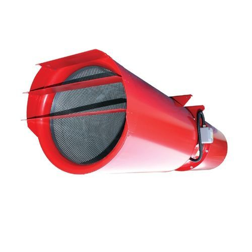 smoke extractor fan / axial / ceiling / commercial