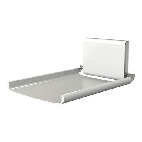 stainless steel diaper changing station