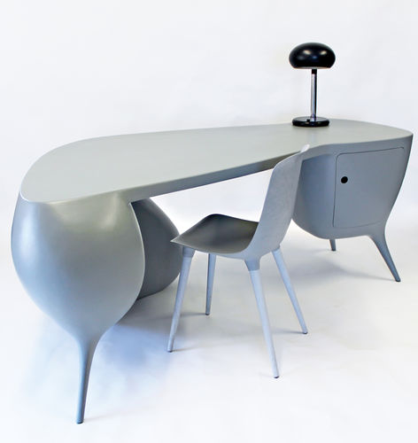 fiberglass desk / organic design