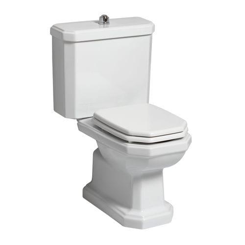 monobloc toilet / ceramic