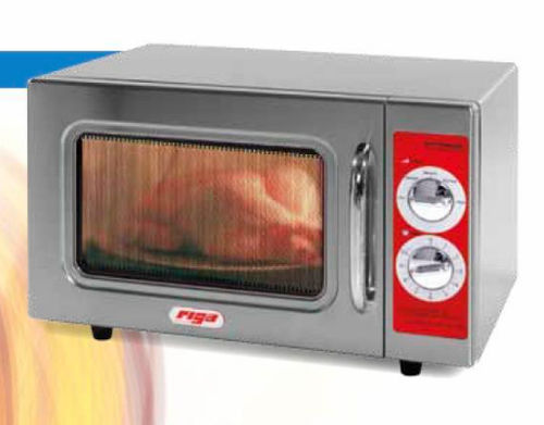 commercial oven / electric / free-standing / microwave