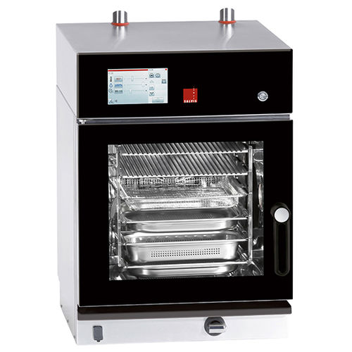 commercial combi steamer / electric / free-standing