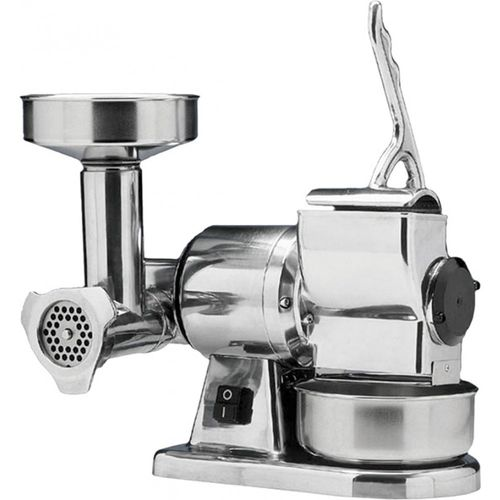 meat grinder / commercial / with grater