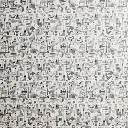 contemporary wallpaper / geometric pattern / non-woven
