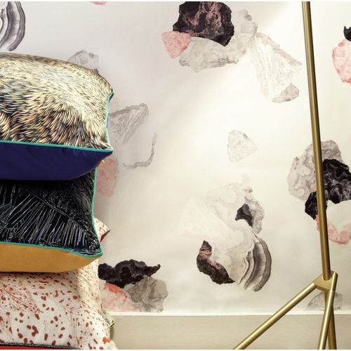 contemporary wallpaper / patterned / non-woven