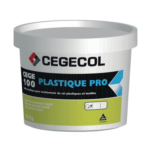 acrylic resin glue / for floors
