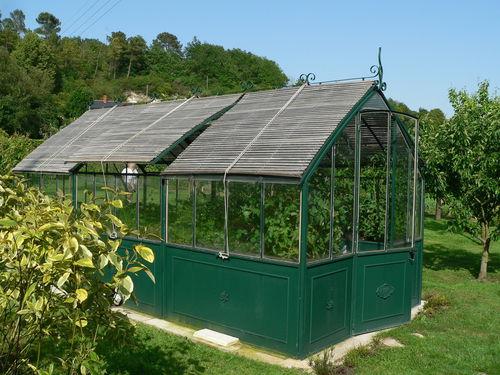 iron greenhouse