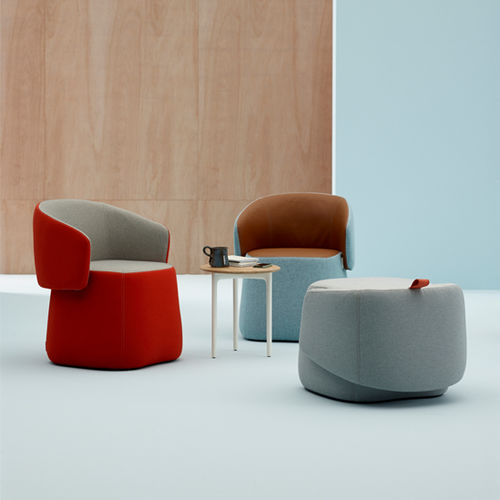 contemporary pouf - Haworth