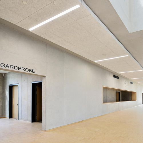 cement wood suspended ceiling