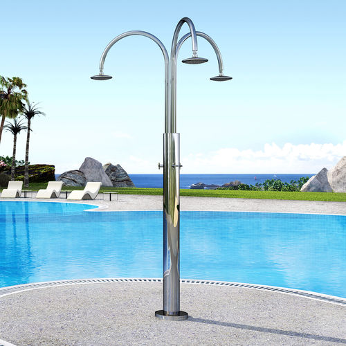 pool garden shower - Inoxstyle