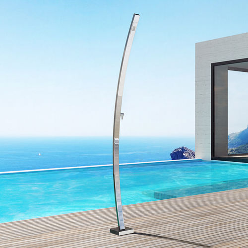 pool outdoor shower - Inoxstyle