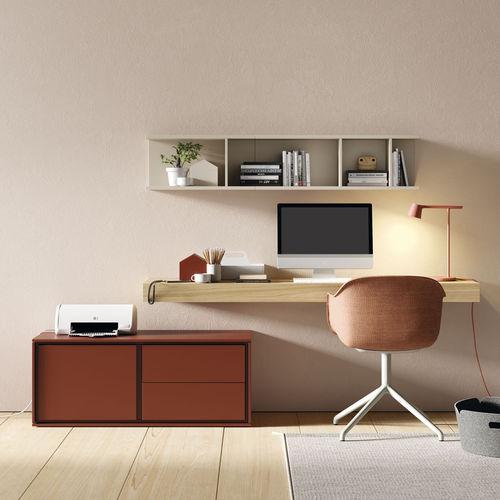 oak desk - VIVE - MUEBLES VERGE S.L.