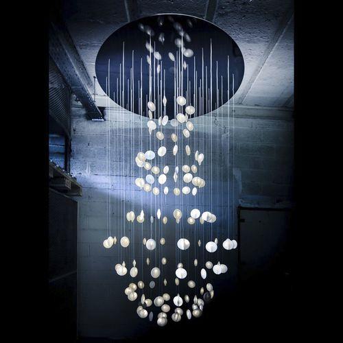 contemporary chandelier - Octavio Amado