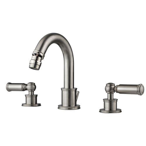 double-handle bidet mixer tap
